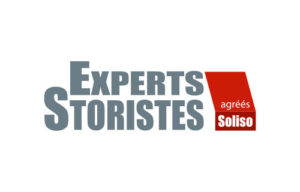 logo experts storistes agréés soliso