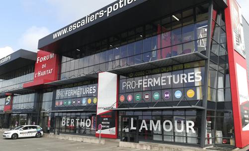 Agence de Lorient-Caudan