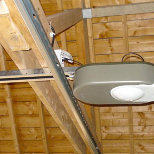 automatisme pour portes de garage plafond