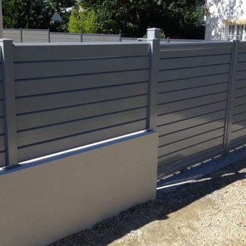 clôtures et portail