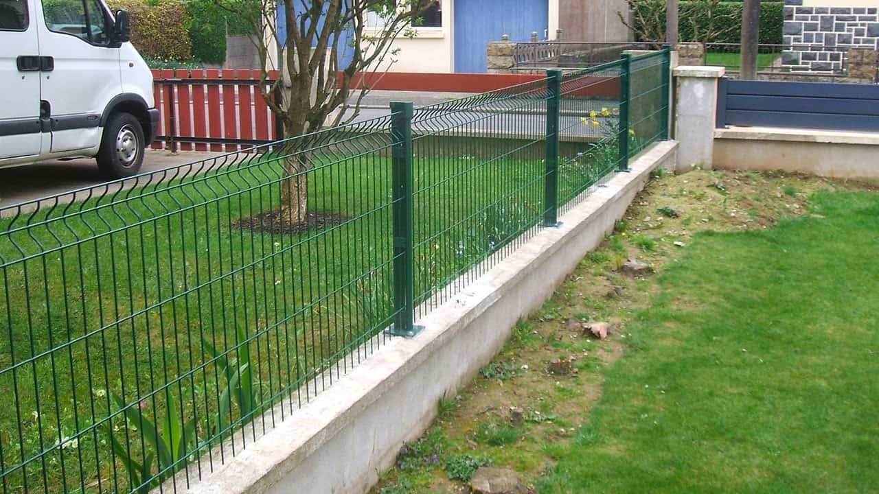Installation de Clôtures de Jardin en Bretagne avec Pro-Fermetures !