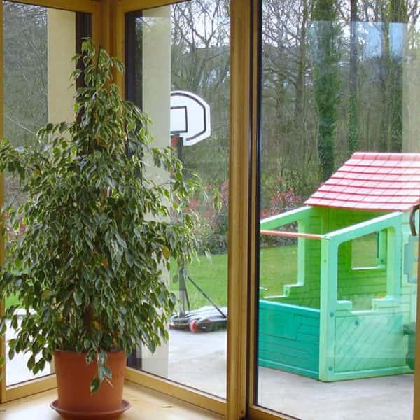 fenêtres et baies en bois