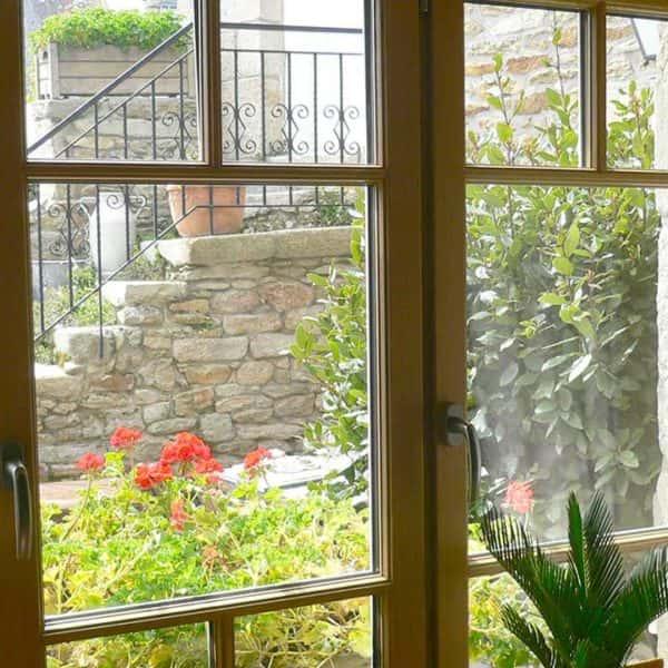porte fenêtre mixte