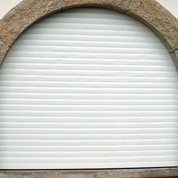 porte de garage enroulable arche