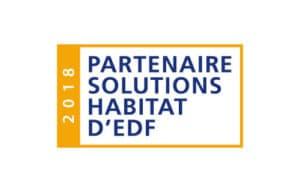logo partenaire solutions habitat d'EDF 2018