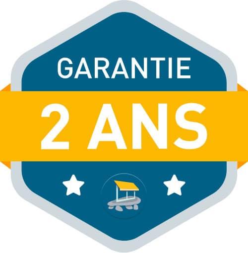 garantie 2 ans pro fermetures