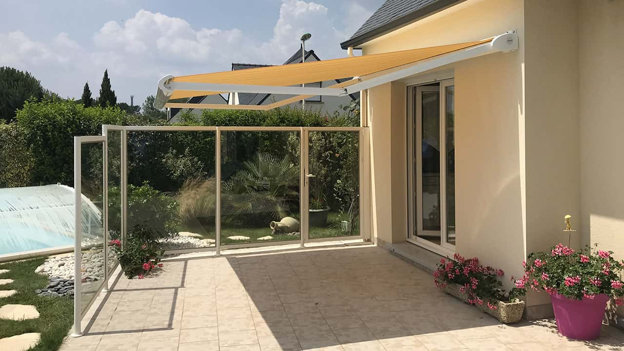 Picture of: Garde Corps Pares Vents Installation De Garde Corps Pares Vents En Bretagne