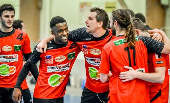 Baud Locminé handball