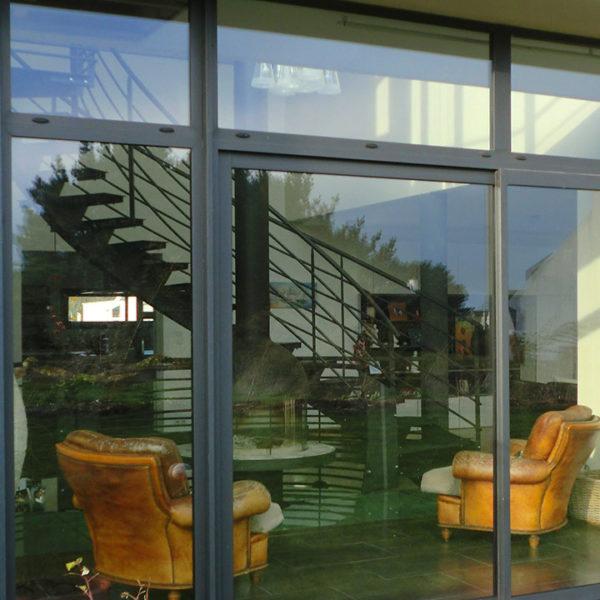fenêtres aluminium extérieur