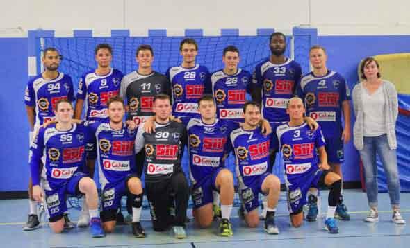 Hennebont Lochrist handball
