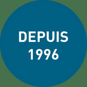 icone : depuis 1996