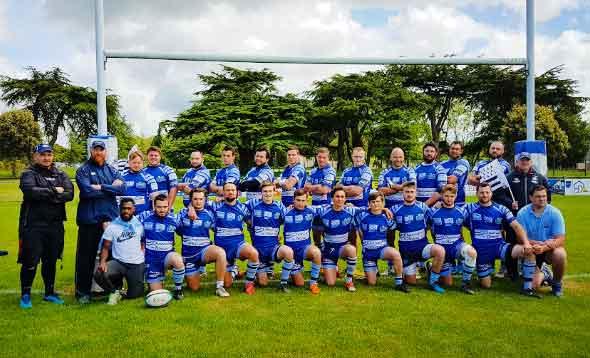 rugby club Auray