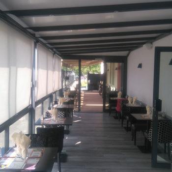 stores intérieurs restaurant