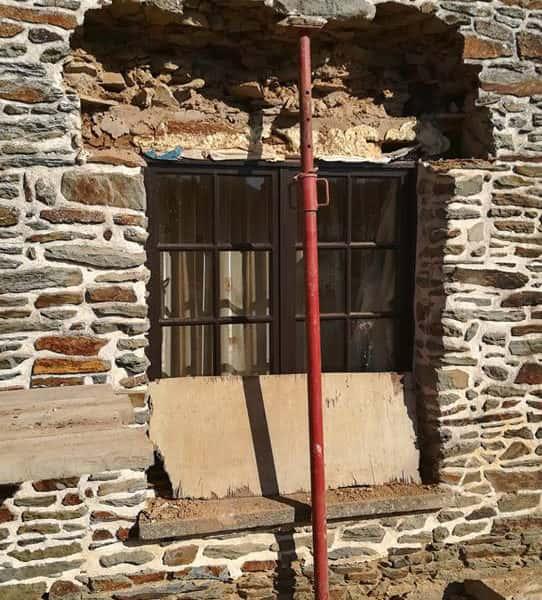 rénovation volets : installation d'un coffre