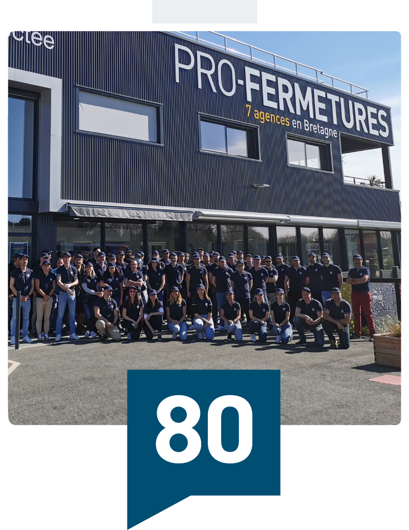 75 collaborateurs