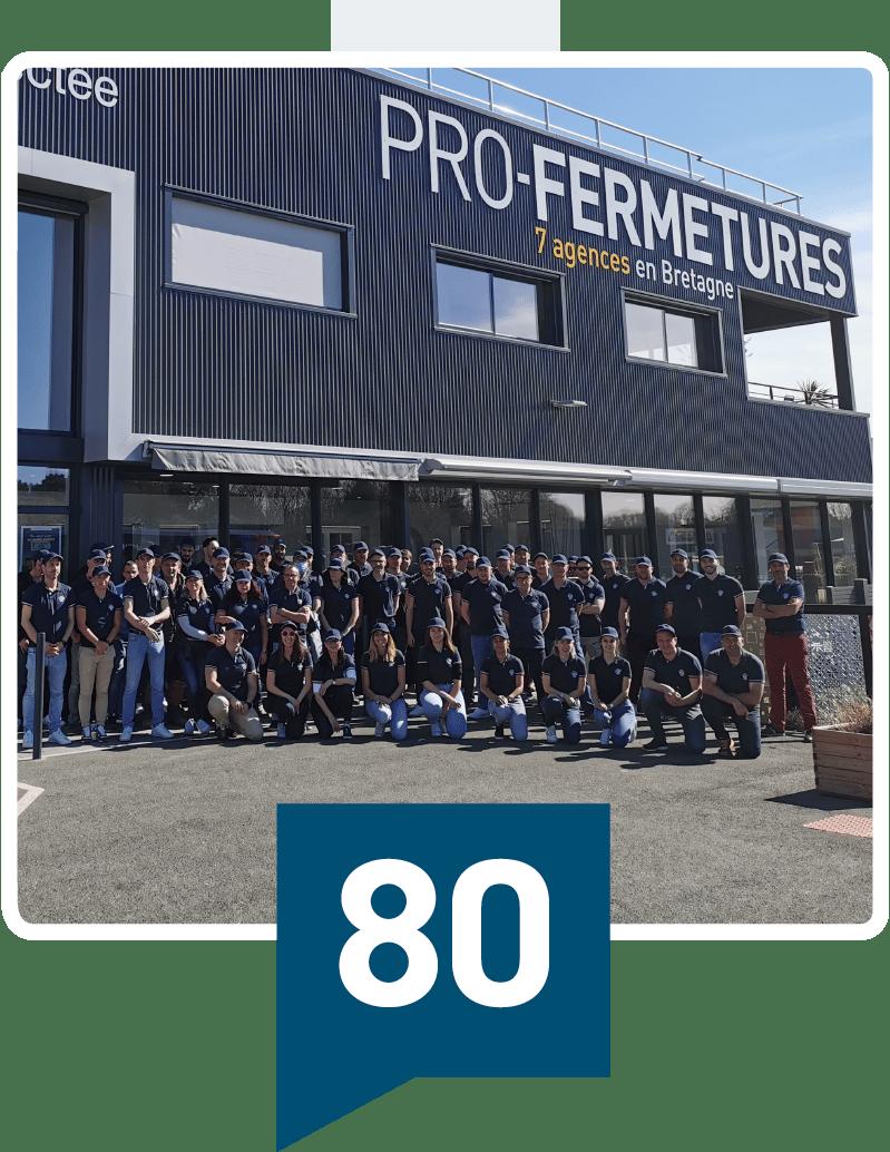 75 collaborateurs