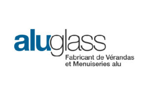 logo aluglass