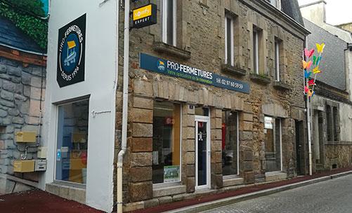 Agence Pro-Fermetures Locminé