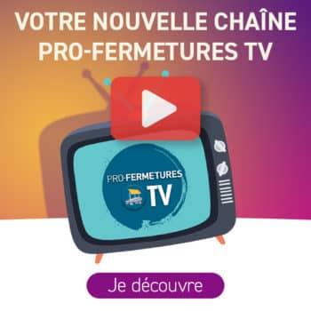 Newtop Lancement WebTV 2020 / Pro-Fermetures