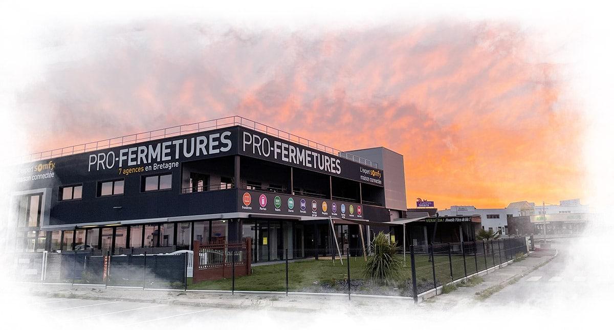 Agence Auray / Pro-Fermetures