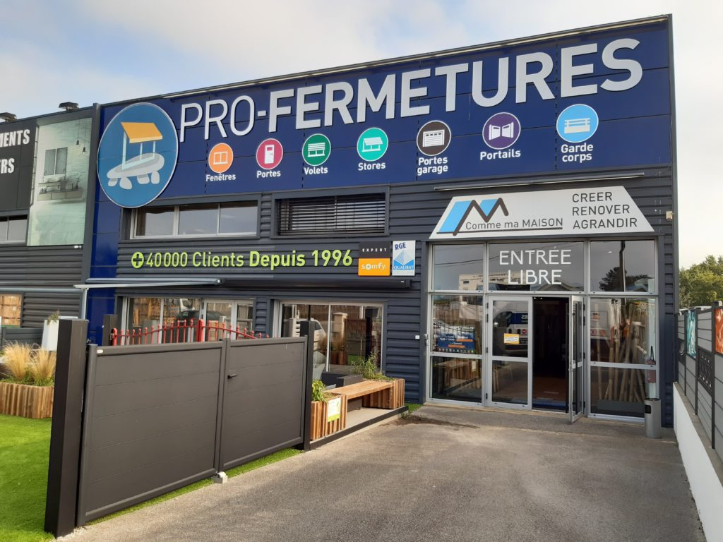 Pro-Fermetures Theix-Vannes